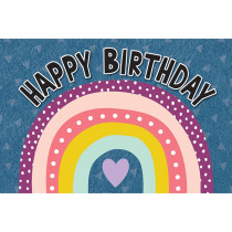 Oh Happy Day Happy Birthday Postcards, Pack of 30 - TCR2140 | Teacher Created Resources | Postcards & Pads