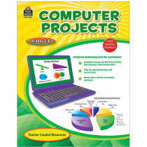 TCR2394 - Computer Projects Gr 5-6 in Resource Books
