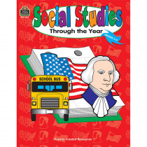 TCR2467 - Social Studies Through The Year Primary in Activities