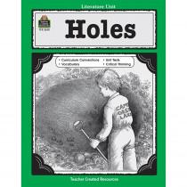 TCR2650 - Holes Literature Unit in Literature Units