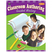 TCR3137 - Classroom Authoring Gr 4-8 in Writing Skills