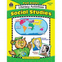 TCR3172 - Social Studies Literacy Activities in Activities