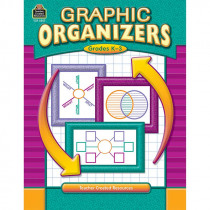 TCR3207 - Graphic Organizers Gr K-3 in Graphic Organizers
