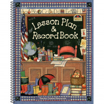 TCR3250 - Susan Winget Lesson Plan And Record Book in Plan & Record Books