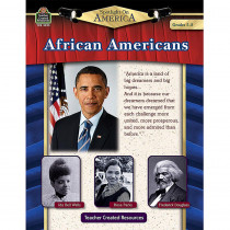 TCR3395 - Spotlight On America African Americans Gr 5-8 in Cultural Awareness