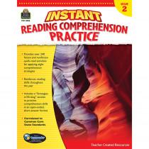 TCR3636 - Instant Reading Gr 2 Comprehension Pratice in Comprehension