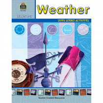TCR3667 - Weather Gr 2-5 in Weather