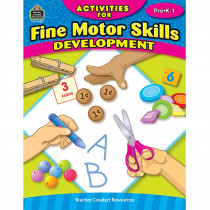 TCR3689 - Activities For Fine Motor Skills Development in Gross Motor Skills