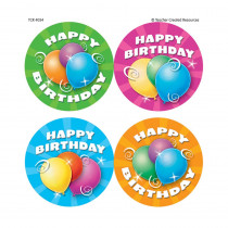 TCR4054 - Birthday Wear Em Badges in Badges