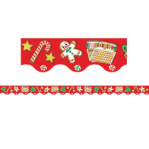 TCR4157 - Christmas Border Trim in Holiday/seasonal