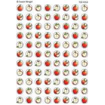 TCR4253 - Susan Winget Apples Mini Stickers in Stickers
