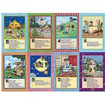 TCR4401 - Nursery Rhyme Bulletin Board in Classroom Theme