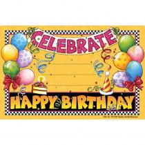 TCR4507 - Happy Birthday Awards 25Pk Mary Engelbreit in Awards