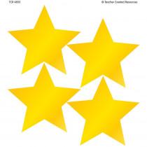 TCR4853 - Gold Star Wear Em Badges in Badges