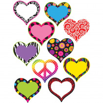 TCR5100 - Hearts Accents in Holiday/seasonal