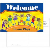 Fantastic Kids Welcome Postcards - TCR5231 | Teacher Created Resources | Postcards & Pads