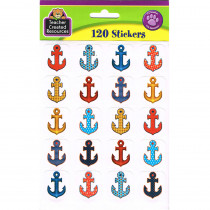 TCR5372 - Anchors Stickers in Stickers