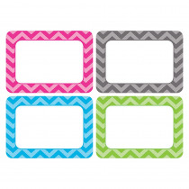 TCR5526 - Chevron Name Tags - Multi Pack in Name Tags