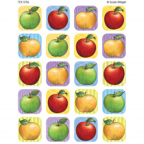 TCR5726 - Susan Winget Apple Stickers 120 Stks in Stickers