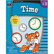 TCR5972 - Ready Set Learn Time Gr 1-2 in Time