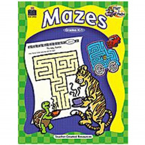 TCR5990 - Start To Finish Mazes in Tracing