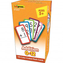Addition Flash Cards - All Facts 0-12 - TCR62027 | Teacher Created Resources | Flash Cards