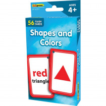 Shapes and Colors Flash Cards - TCR62051 | Teacher Created Resources | Patterning