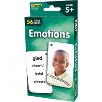 Emotions Flash Cards - TCR62056 | Teacher Created Resources | Resources