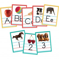 Alphabet and Numbers Accents, Pack of 36 - TCR63156 | Teacher Created Resources | Accents