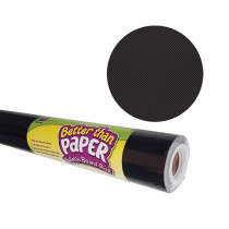 TCR6326 - Black Better Than Paper Bb Rl 4/Ct in Bulletin Board & Kraft Rolls
