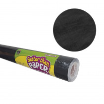 TCR6328 - Chalkboard Better Than Paper 4/Ct in Bulletin Board & Kraft Rolls