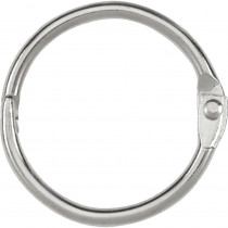 TCR63925 - 6 Pack 1.5 Inch Binder Rings in Book Rings