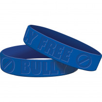 TCR6575 - Bully Free Wristbands 10 Pcs in Novelty