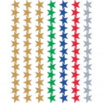 TCR6644 - Asstd Foil Stars Valupak Stickers in Stickers