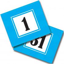 TCR72338 - Blue Sassy Calendar Cards in Calendars