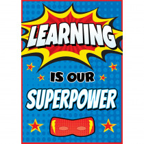 TCR7419 - Our Superpower Positive Poster in Inspirational