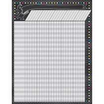 TCR7564 - Chalkboard Brights Incentive Chart in Incentive Charts