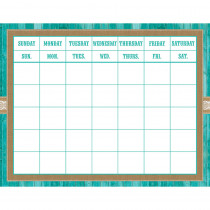 TCR77198 - Shabby Chic Calendar Grid in Calendars