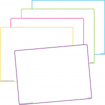TCR77254 - Blank Dry Erase Boards 10 St in Dry Erase Boards