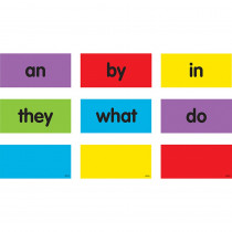TCR77877 - Sight Words 1�50 Clingy Thingies in Sight Words