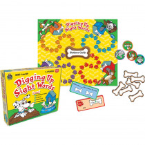 TCR7812 - Digging Up Sight Words Game Ages 6 & Up in Language Arts