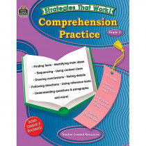 TCR8044 - Comprehension Practice Gr 4 Strategies That Work in Comprehension