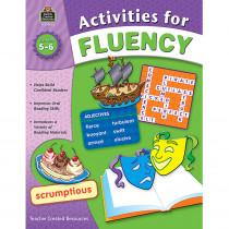 TCR8052 - Activities For Fluency Gr 5-6 in Activities