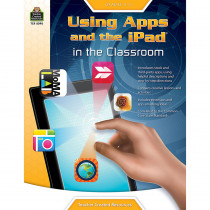 TCR8090 - Gr 3-6 Using Apps And The Ipad In The Classroom in Teacher Resources