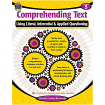 TCR8248 - Comprehending Text Gr 5 in Comprehension