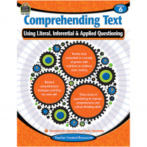 TCR8249 - Comprehending Text Gr 6 in Comprehension