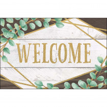 Eucalyptus Welcome Postcards, Pack of 30 - TCR8463 | Teacher Created Resources | Postcards & Pads