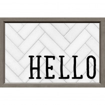 Modern Farmhouse Hello Postcards, Pack of 30 - TCR8530 | Teacher Created Resources | Postcards & Pads