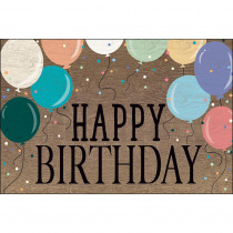 Home Sweet Classroom Happy Birthday Postcards, Pack of 30 - TCR8531 | Teacher Created Resources | Postcards & Pads