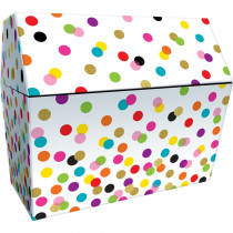 Confetti Chest - TCR8589 | Teacher Created Resources | Novelty